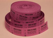 Bingo 90 Tickets / Roll Tickets / Joe 90s