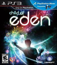 CHILD OF EDEN SONY PLAYSTATION 3 PS3 LACRADO NUEVO!!! JUEG