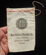 Cloth Shear Bolts New Holland Machine Co. Farm Machinery New Holland PA Bag