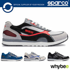 001262 Sparco SH-17 Trainers Mechanic Pitcrew Workshop Sneakers Shoes