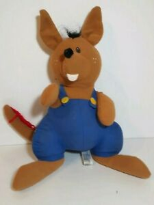 Vintage 1994 Roo From Winnie the Pooh Plush. The Wonderoos