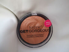 Technic Get Gorgeous Highlighting Powder Peach Candy New