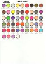 Petal Dust PICK YOUR COLOR by Elemental Colors 4 gram cake decorating Non Toxic