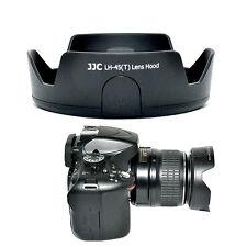 Pare-Soleil Parasoleil Objectif Photo pour Nikon Nikkor 18-55mm / HB-45 HB-33