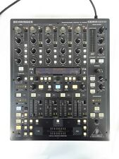 Behringer Digital Pro Mixer DDM4000 Ultimate 5-Channel Digital DJ Mixer #4881