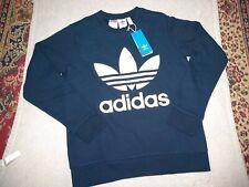 Adidas Originales Trébol Junior Sudadera Cuello Redondo Talla: 12-13 años