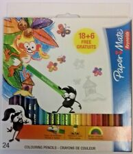 Paper Mate Colouring Pencils pack of 24