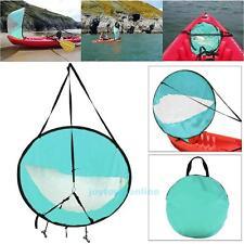 "Durable 42""Kayak Boat Wind Sail Sup Paddle Board Sailing Windpaddle Clear Window"