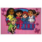 Fun Rug DO-22 5178 51 x 78 in. Nickelodeon Dora Best Friends Kids Rugs