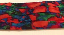 Mens Bright Colors Abstract Cummerbund Tango By Max Raab Awesome