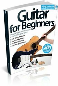 Guitar for Beginners by Imagine Publishing Book The Cheap Fast Free Post