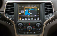 Jeep Grand Cherokee 2013 - 2017 Uconnect 8.4 Genuine Navigation Activation