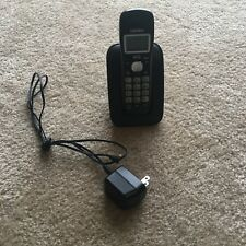 Uniden Cordless Phone for Home Black with Stand