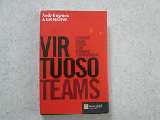 Virtuoso Teams : Lessons from Teams That Changed Their Worlds Signed Copy