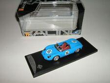 1:43 SOLIDO 43415 Porsche 718 RS60 Le Mans 1960 No.36 Kerguen