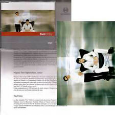 EUROVISION 2001 Islande : Two tricky Angel  CD PHOTO IN
