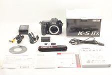 Top Mint in BOX PENTAX Pentax K-5 IIs 16.3MP Digital SLR Camera From Japan #1748