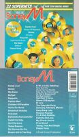 Boney M 32 Superhits Cd Non Stop Digital Remix - Best Of 10 Years Daddy Cool