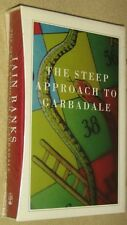 Iain Banks SIGNED The Steep Approach to Garbadale UKHC 1st Edn Ltd /1000