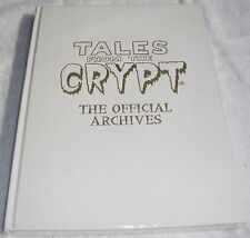 Tales from the Crypt Official Arch Rare Publisher HC EC