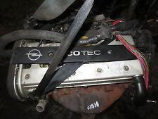 Opel Astra F C18XEL Motor Bj.95 1,8 85KW 115PS 130TKM mit Anbauteilen - EA691