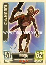 Commando Droid #095 - Force Attax Serie 2