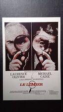 Carte publicitaire Film le limier octobre 1997