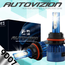 AUTOVIZION LED Headlight Conversion kit 9007 HB5 6000K 1996-2007 Dodge Caravan