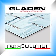 Insonorizzante Gladen Aero-Butyl Smorzante Vibrazioni Butile Alluminio