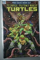 Teenage Mutant Ninja Turtles TMNT #1 IDW 2017 FCBD VARIANT