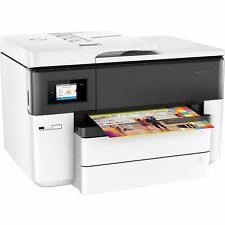 HP OfficeJet 7740 All-in-One, Multifunktionsdrucker, schwarz