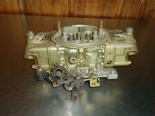 Blake Holley 4150 4 Barrel Carburetor Gas Carb 6895 390 Cfm Circle Track Racing