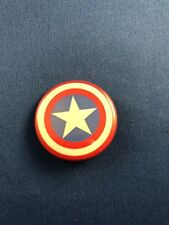 Marvel Comics Captain America Shield Pin