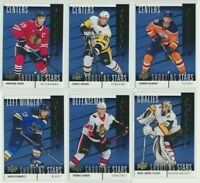 2019-20 Upper Deck Series 1 Shooting Stars YOU CHOOSE CARDS Finish Your Set