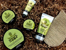 BRAND NEW THE BODY SHOP FROM HEMP RANGE...*CHOOSE YOUR ITEM*
