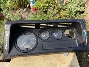 Land Rover Defender Td5 Instrument Cluster / Binnacle 300tdi 200tdi Upgrade