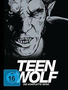 Teen Wolf - Die komplette Serie (Staffel 1-6) (Softbox + Schuber) DVD *NEU*OVP*