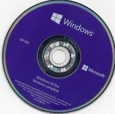 LICENZA WINDOWS 10 PRO PROFESSIONAL 64 BIT ITALIANO BOX ORIGINALE DVD COA