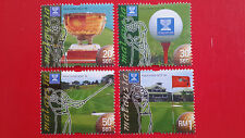 1999 Malaysia World Cup Golf - Stamp Set