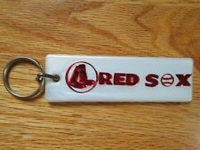 "Vintage 70s Boston Red Sox 5"" Plastic Key Chain"