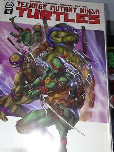 Teenage Mutant Ninja Turtles 109 Retailer Incentive 1:10 Ratio Daniel Chavez