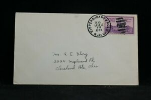 RPO: Victor &Idaho Falls 1940 Cover, Idaho Railroad