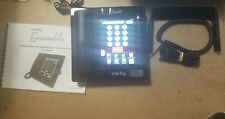 Clarity Ensemble Digital Touch Screen Amplified Corded Phone Closed Caption
