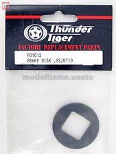 Thunder Tiger PD1613 Frein À Disque SS / DT10 frein Disk modélisme