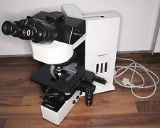 Olympus Mikroskop Microscope BX60F-3 + DIC + UPlanApo + Trinokulartubus