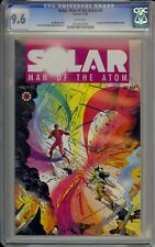 Solar Manof the Atom 4 CGC 9.6 (Valiant) Pre-Unity (Shooter)