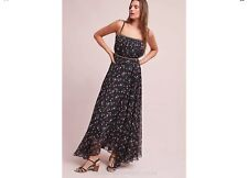 NWOT Anthropologie Pomona Floral Maxi Dress By Ranna  Gill Size 2