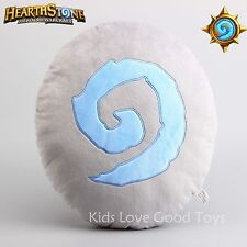 Hearthstone Plush Pillow World of Warcraft WOW Throw Pillow Blizzard Cushion 15'