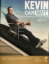 KEVIN CAN WAIT Emmy consideration advertisement Kevin James CBS