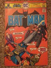 BATMAN #273 1976 ERNIE CHAN COVER & ART; BRONZE AGE DC COMICS **FREE SHIPPING**